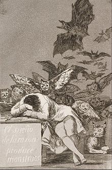 220px-Francisco_José_de_Goya_y_Lucientes_-_The_sleep_of_reason_produces_monsters_(No._43),_from_Los_Caprichos_-_Google_Art_Project