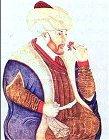 Mehemt II, sultán otomano que toma Constantinopla en 1453