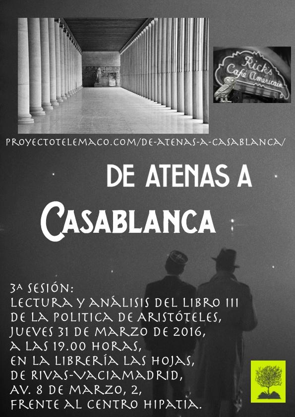Atenas_casablanca III cartel defintivo