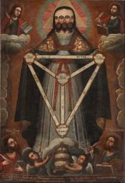 411px-Anonymous_Cusco_School_-_Trifacial_Trinity_-_Google_Art_Project