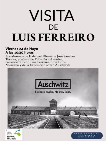visita Luis Ferreiro