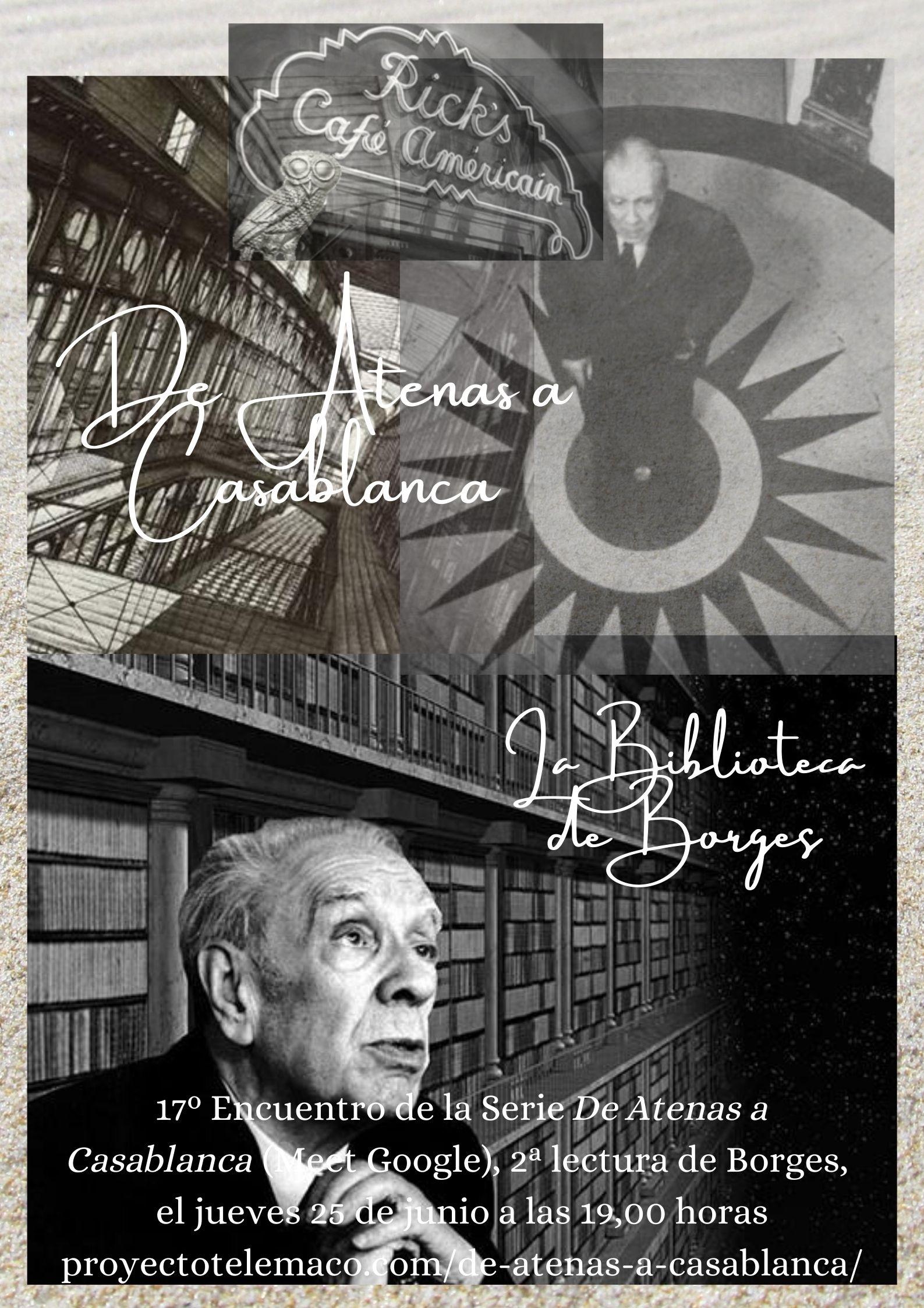 Borges. De Atenas a Casablanca II