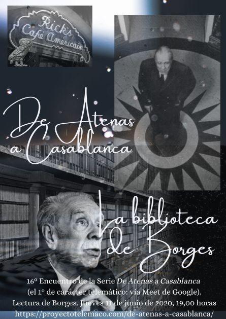 Borges. De Atenas a Casablanca